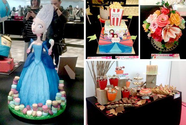 De visita por BCN&Cake 2014