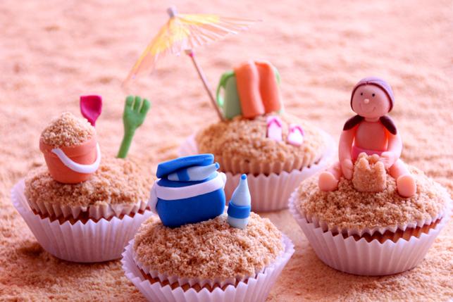 Cupcakes Playeros