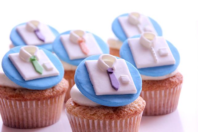 cupcakes dia del padre