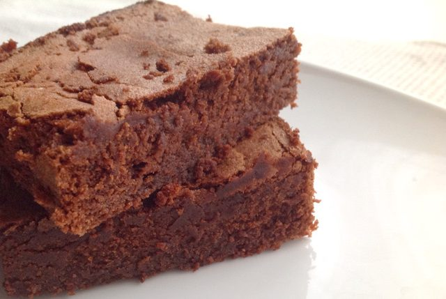 Brownie de remolacha